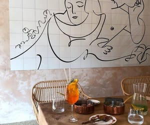 cafe and picasso image
