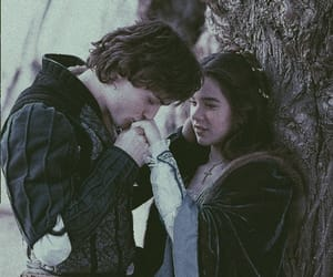 romeo and juliet, hailee steinfeld, and douglas booth image
