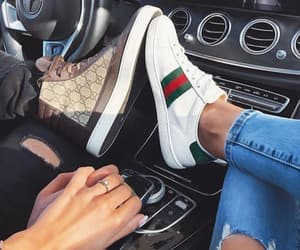 couple and gucci image