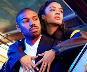 adonis, creed, and cute couple image