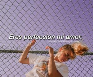 amor, tumblr, and perfeccion image