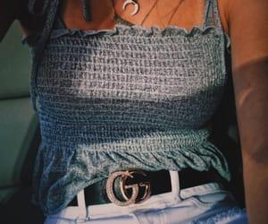80s, belt, and luxury image