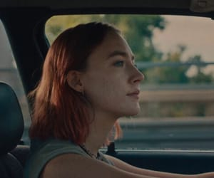 lady bird, movie, and Saoirse Ronan image