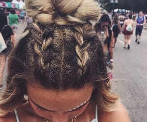 braids, hairstyle, and outfit image