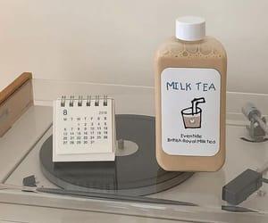 aesthetic, beige, and tea image