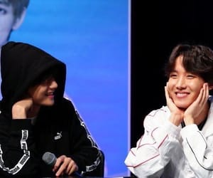army, tae, and j hope image