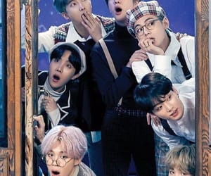 bts, suga, and jin image