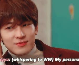 couple, kim mingyu, and wonwoo image