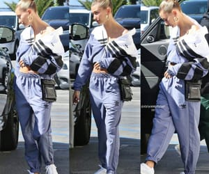 adidas, candids, and celebrities image