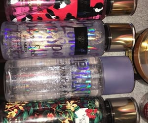glitter, love spell, and perfume image