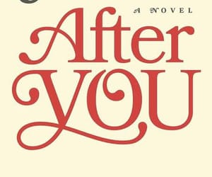 after you, book, and jojo moyer image