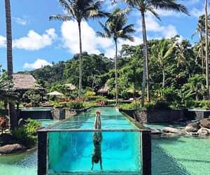 fiji, holidays, and ocean image