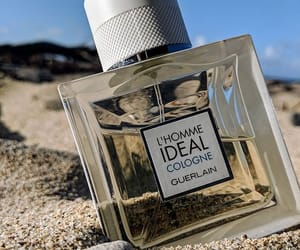 beach, guerlain, and perfumes image