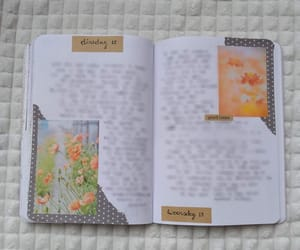 journal and writing image