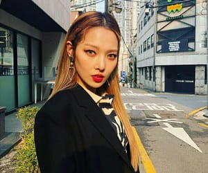 girls, kpop, and somin image