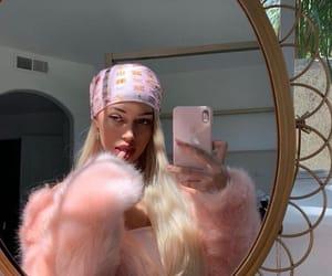 fashion, pink, and cindy kimberly image