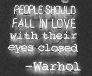 falling in love, feelings, and quotes image