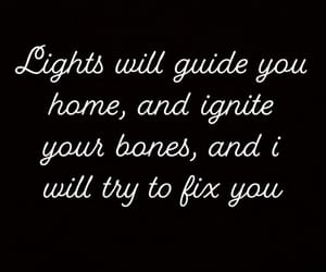 coldplay, quotes, and ghost stories image