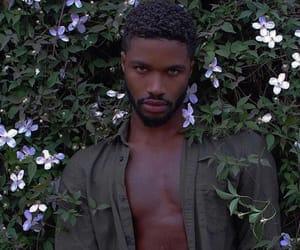 boy, model, and black men image