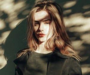 girl, model, and bridget satterlee image