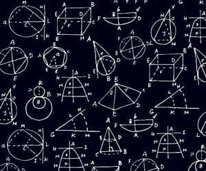 aesthetic, algebra, and art image