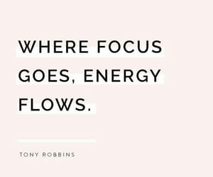 quotes, focus, and energy image