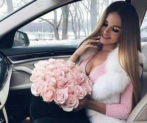 fashionable, luxury style, and girls image