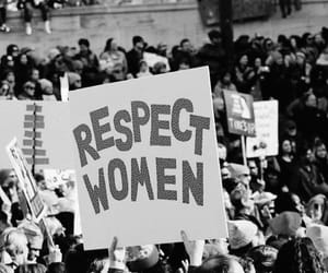 women and respect image