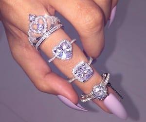 nail inspo, girls girly girl, and aesthetic alternative image