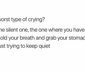 breath, keep, and quiet image