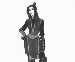 avatar, lightning, and azula image