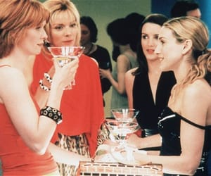 besties, friends, and Carrie Bradshaw image