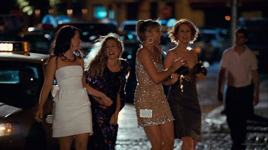 besties, bff, and Carrie Bradshaw image