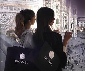 girl, chanel, and luxury image