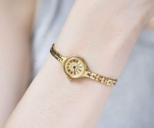 etsy, women watch vintage, and roman numerals watch image