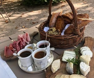 food, picnic, and drink image