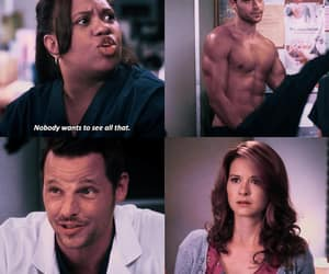 funny, justin chambers, and lol image