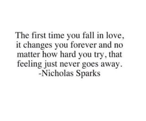 quotes, love, and nicholas sparks image
