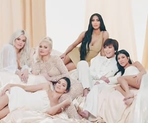 glam, keeping up with the kardashians, and sisters image