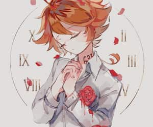 anime, emma, and yakusoku no neverland image