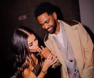 bad, couple, and jhene aiko image