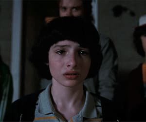 80s, gif, and stranger things image