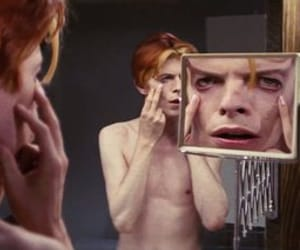 70s, david bowie, and the man who fell to earth image