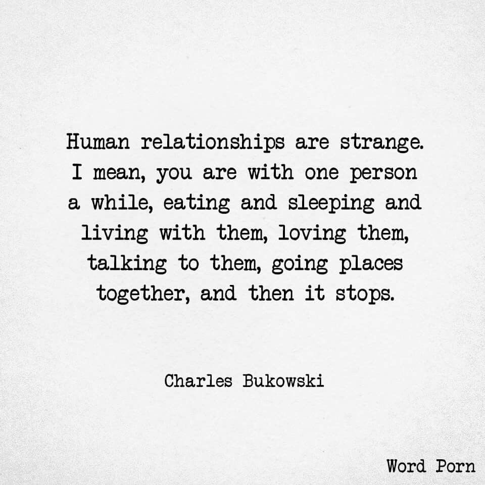Image About Love In Bukowski By D On We Heart It