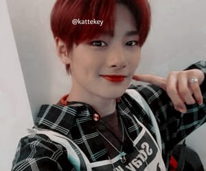 kpop, jeongin, and stray kids image