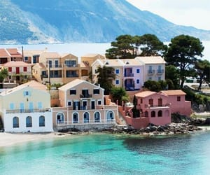 Greece, travel, and pretty image