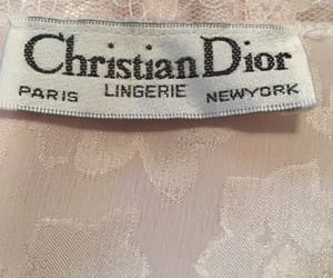 fashion, dior, and lace image