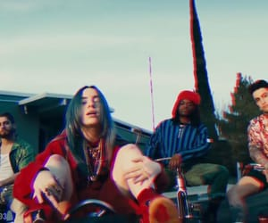3d, music video, and billie eilish image