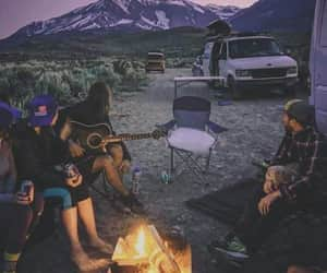 adventure, camping, and goals image