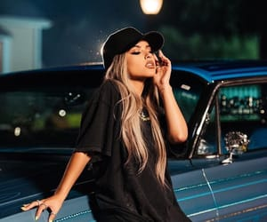 becky g, latina, and style image